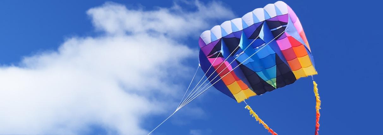 Foil + Sled Kites