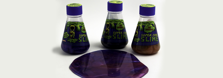Putty + Ooze + Slime + Mud + Goo